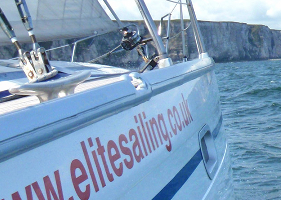 Elite Sailing |  Learn to Sail 2