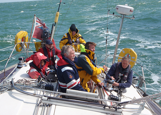 Elite Sailing |  RYA ISAF Offshore Safety 4