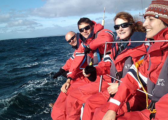 Elite Sailing |  RYA ISAF Offshore Safety 2