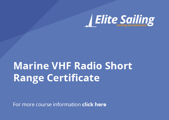 Elite Sailing |  VHF Marine Radio