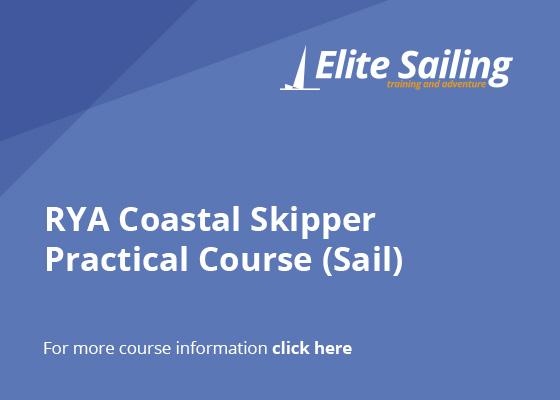 Elite Sailing |  Coastal Skipper