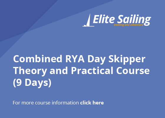 Elite Sailing |  Day Skipper – Combined Course (9 Days)