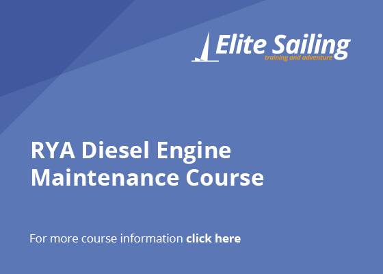 Elite Sailing |  Diesel Engine