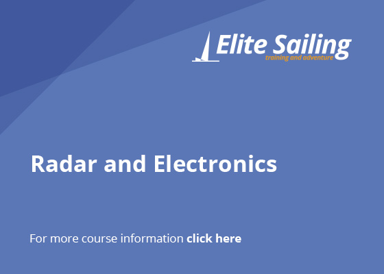 Elite Sailing |  Radar and Electronics
