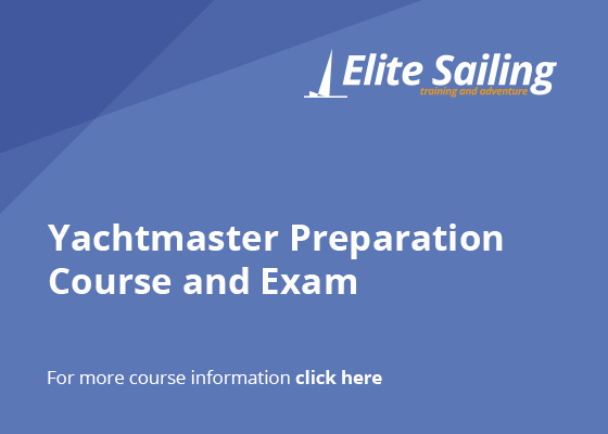 Elite Sailing |  Yachtmaster Prep & Exam