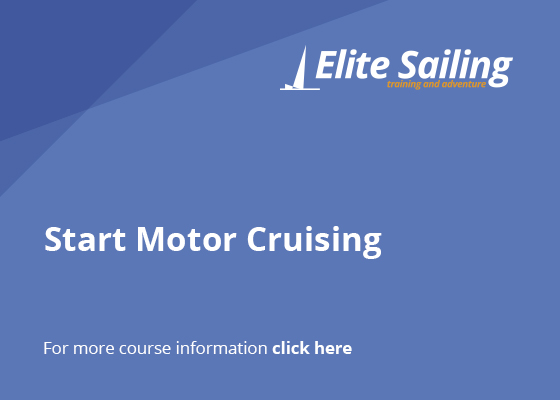 Elite Sailing |  Start Motor Cruising