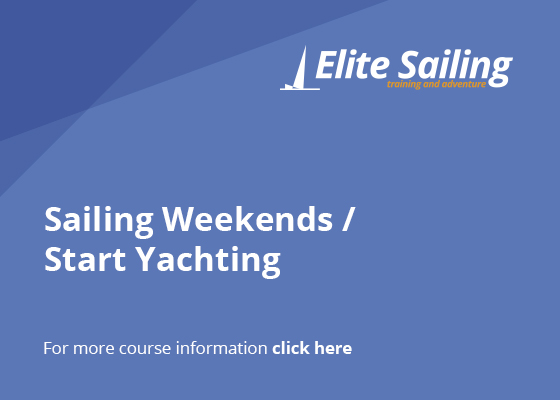Elite Sailing |  Sailing Weekends