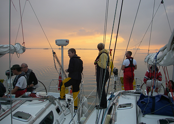 Elite Sailing |  Day Skipper – Combined Course (9 Days) 1