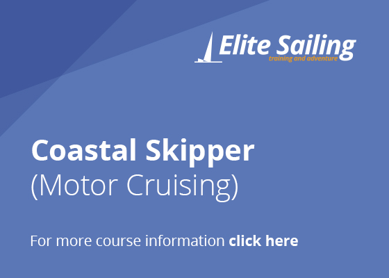 Elite Sailing |  Coastal Skipper