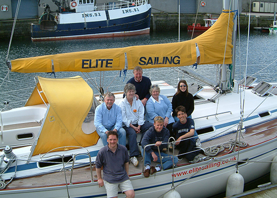 Elite Sailing |  Corporate 1