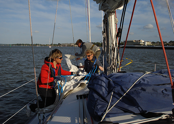 Elite Sailing |  Sailing Weekends 3
