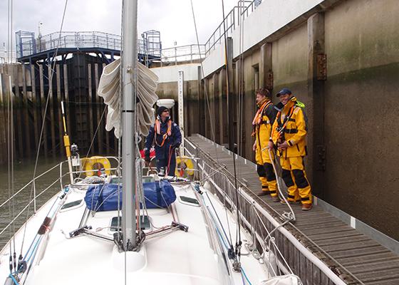 Elite Sailing |  Special Boat Handling 2