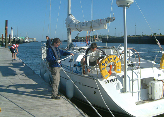 Elite Sailing |  Special Boat Handling 1