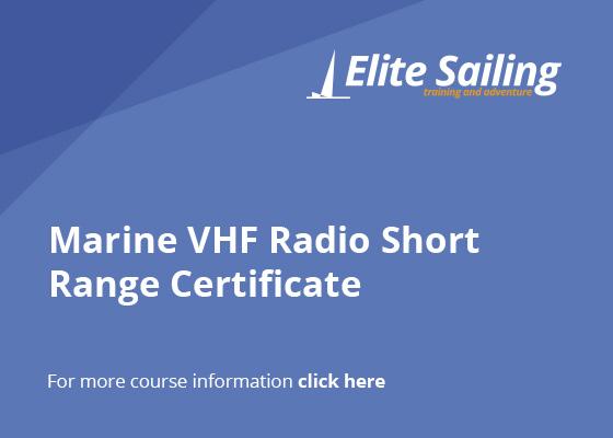 Elite Sailing |  VHF Marine Radio