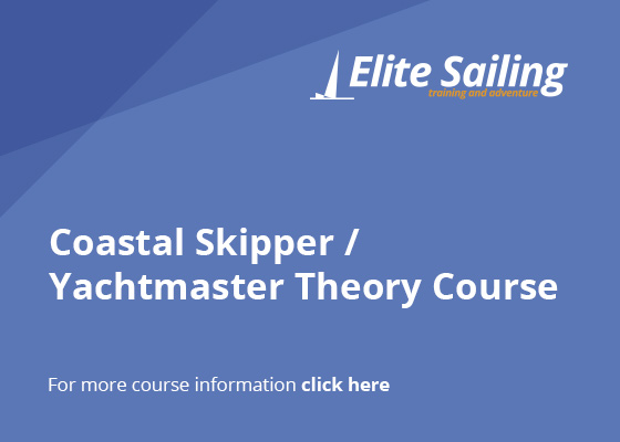 Elite Sailing |  Coastal Skipper / Yachtmaster