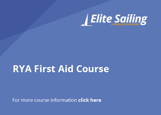 Elite Sailing |  First Aid at Sea