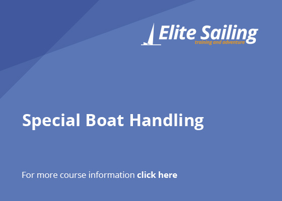 Elite Sailing |  Special Boat Handling