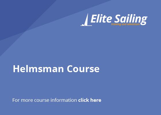 Elite Sailing |  Helmsman